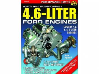 How To Build Max Performance 4.6 Liter Ford Engines Book