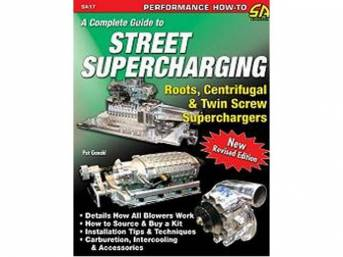 A Complete Guide to Street Supercharging Book