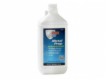 METAL PREP, POR-15, quart, use as step 2