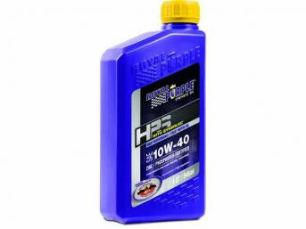 Synthetic Oil Royal Purple Hps 10w-40 1 Quart