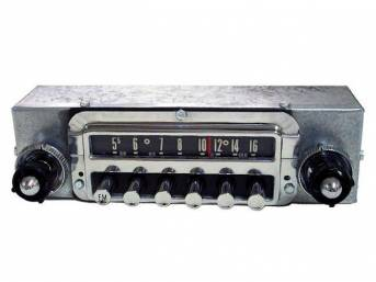 RADIO, ORIGINAL LOOK WITH MODERN INTERNALS