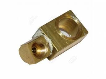 BRASS CONNECTOR, BOOSTER