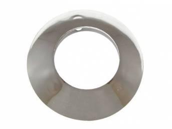 HORN RING CENTER RETAINER, PLASTIC