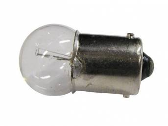 BULB, TWIN FILIMENT