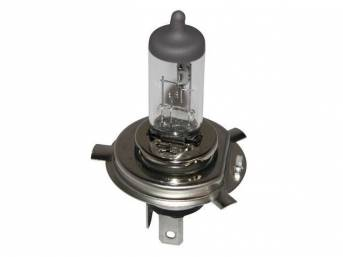 BULB, HALOGEN, 55 & 60 WATT