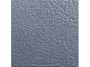 VINYL YARDAGE, LIGHT BLUE, SIERRA GRAIN