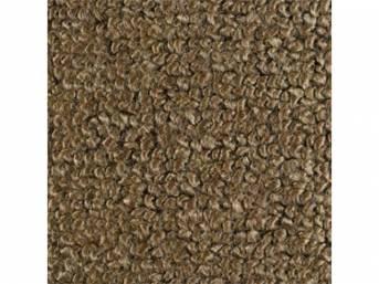 CARPET, Raylon Weave, light saddle, This carpet is