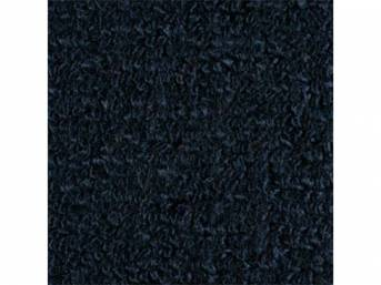 CARPET, Raylon Weave, dark blue, mass backed, This