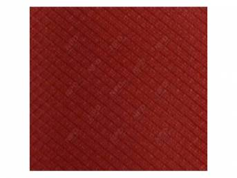 HEADLINER, Tier Grain, dark red