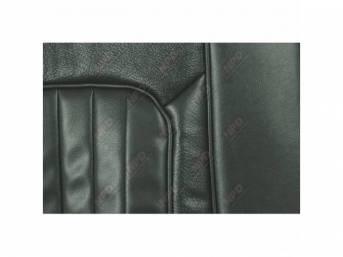UPHOLSTERY SET, Front Bucket Seats, XR-7, dark ivy