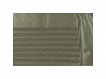 UPHOLSTERY SET, Front Bucket Seats, light ivy gold,