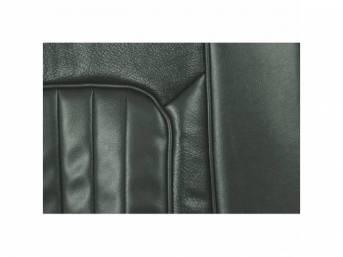 UPHOLSTERY SET, Rear Seat, XR-7, dark ivy gold,