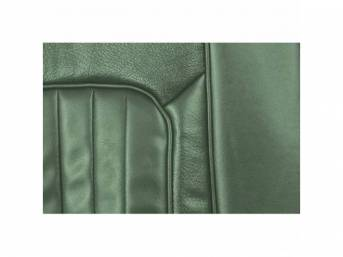 UPHOLSTERY SET, Rear Seat, XR-7, dark ivy gold,