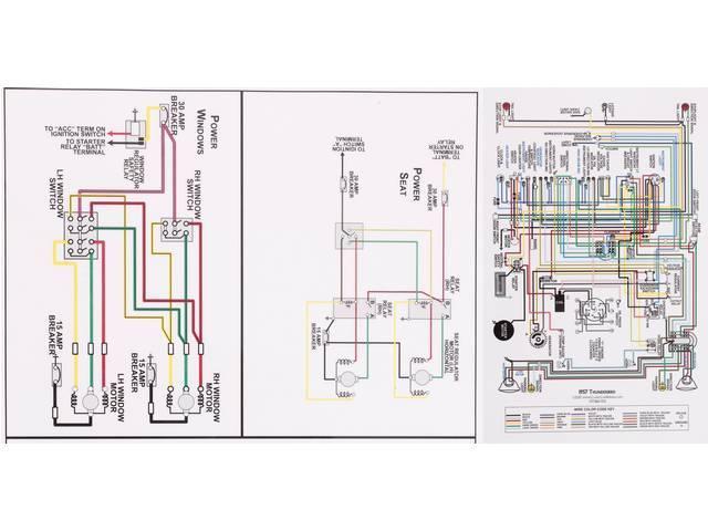 Wiring Diagram 57 Mat Full Color 17 1  2 -  Tl-8m