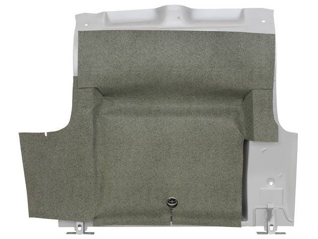 TRUNK MAT, BURTEX