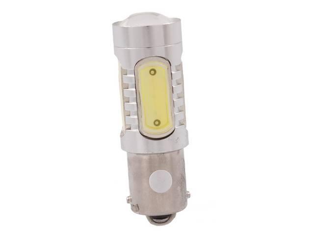 BULB, 1156, WHITE PLASMA LED