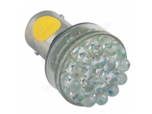 BULB AMBER LED 30 DIODES WHEN OUT GOTO