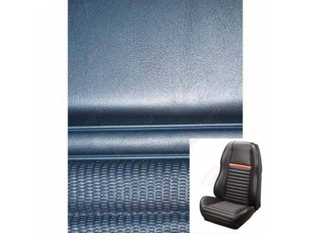 Upholstery Set Sport Seat Ii Mach 1 Style