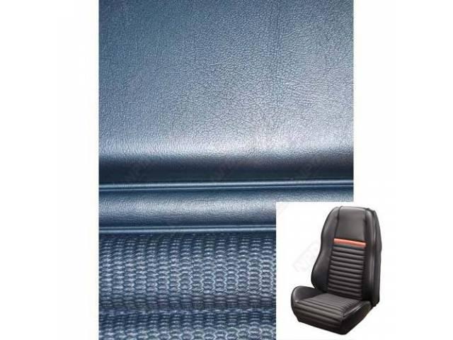 UPHOLSTERY SET, Sport Seat II, Mach 1 style,