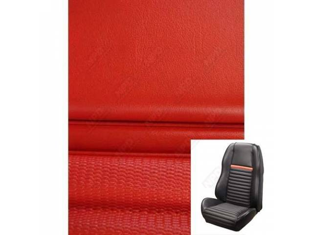 UPHOLSTERY SET, Sport Seat II, Mach 1 style,
