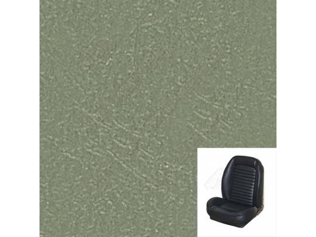 Upholstery Set Sport Seat Ii Standard Style Ivy