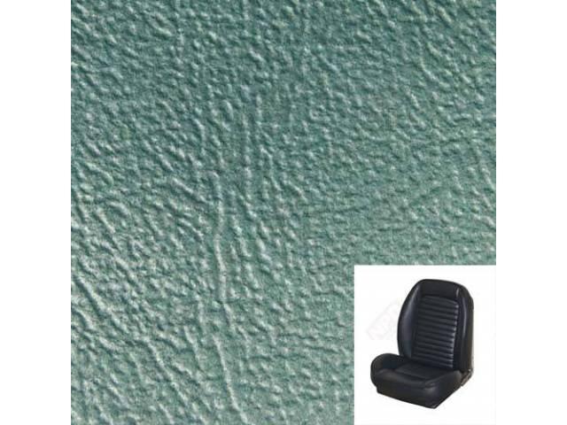 Upholstery Set Sport Seat Ii Standard Style Turquoise