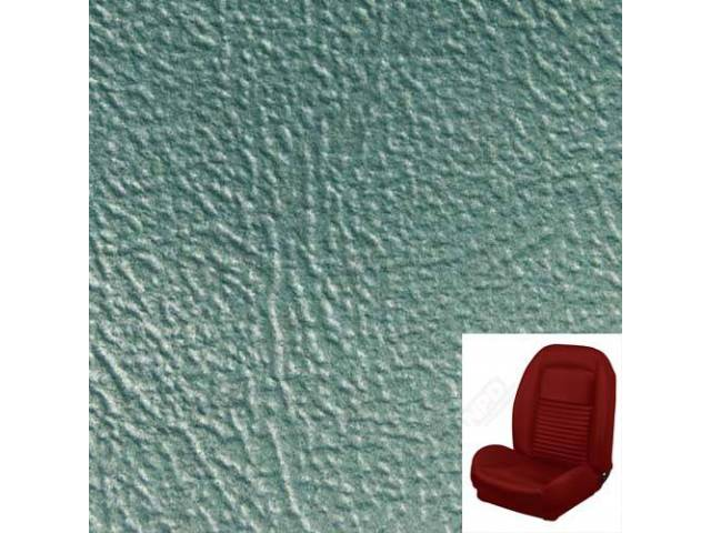 Upholstery Set Sport Seat Ii Standard Style Turquoise