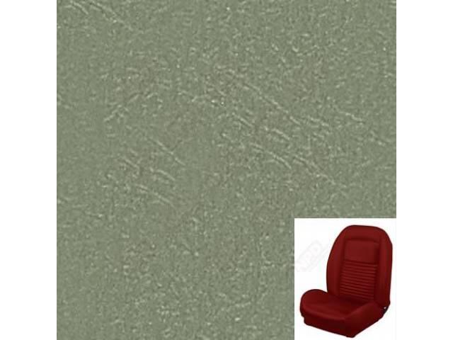 UPHOLSTERY SET, Sport Seat II, Standard style, ivy