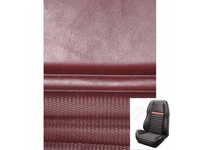 Upholstery Set Sport Seat Ii Mach 1 Style
