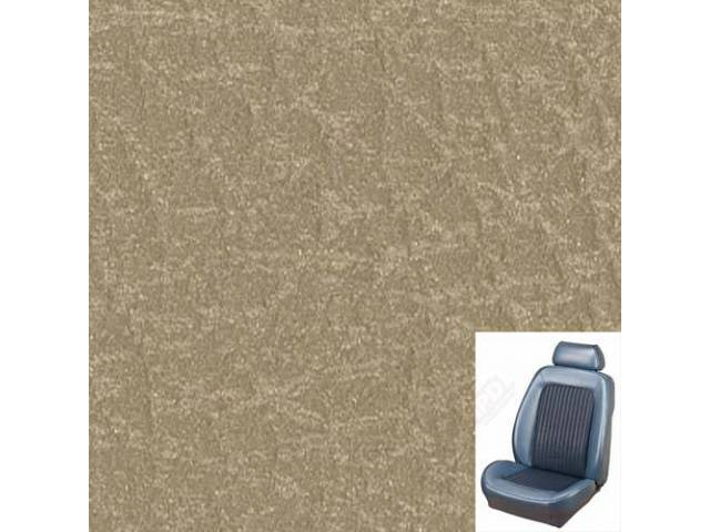 UPHOLSTERY SET, Sport Seat II, Standard style, nugget