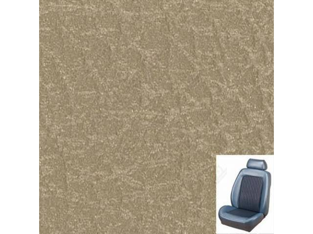 UPHOLSTERY SET Sport Seat II Standard style nugget