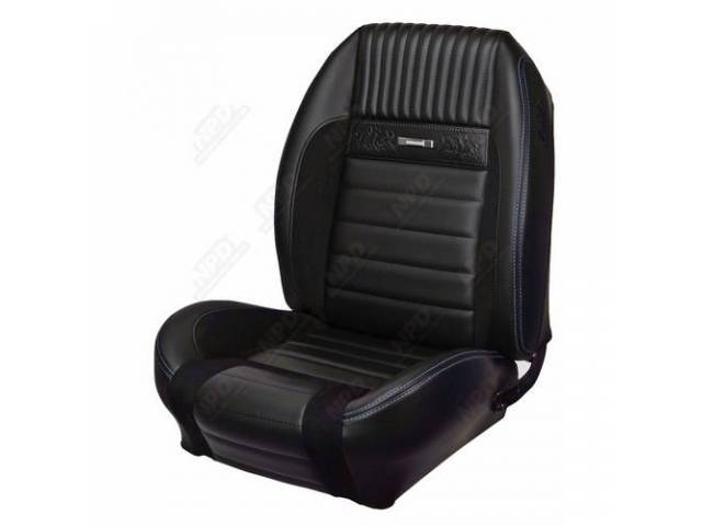 Upholstery Set, Sport R,  Deluxe Pony Style,