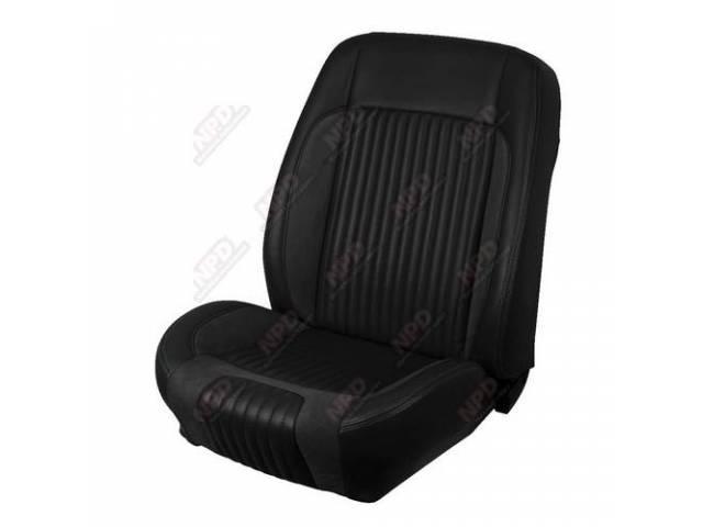 UPHOLSTERY SET Sport R Standard style charcoal black