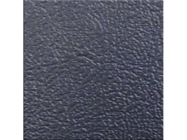 VINYL YARDAGE DARK BLUE SIERRA GRAIN 54 INCH