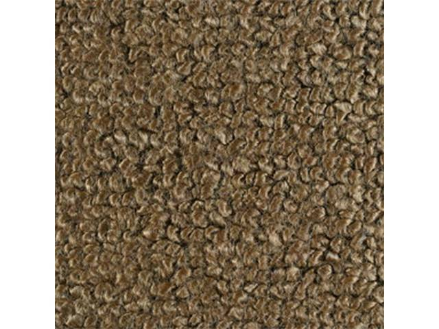 CARPET, Raylon Weave, light saddle, This carpet is