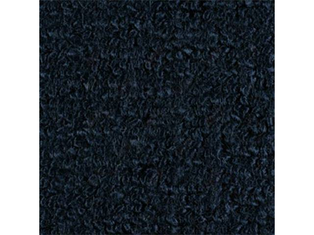 CARPET, Raylon Weave, dark blue, mass backed, This