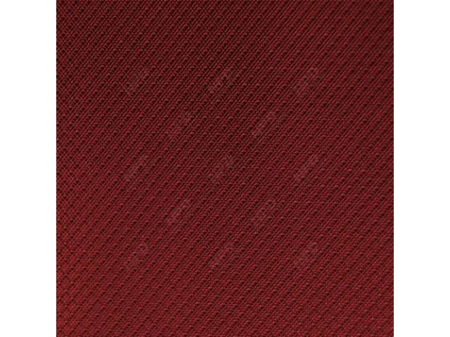 HEADLINER Tier Grain dark red