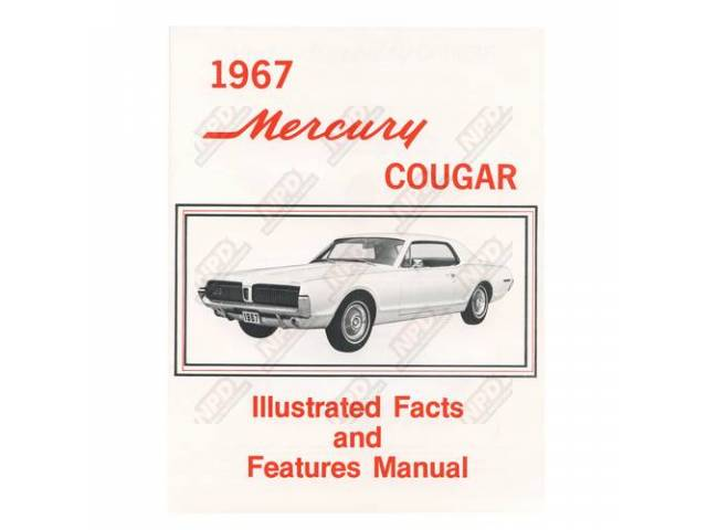 FACTS BOOK 1967 Illustrated Facts and Features A