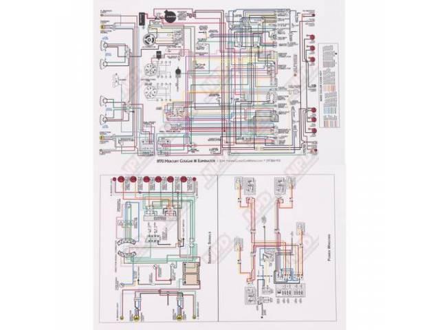 Wiring Diagram 70 Mat Full Color 17 1  2 -  W-lwd-70m