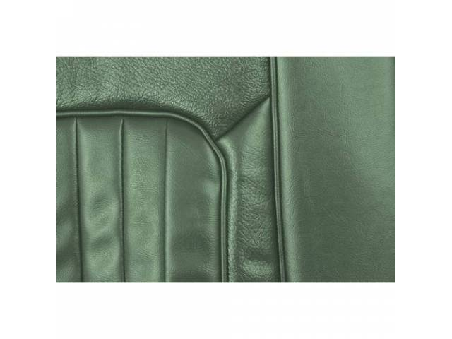 UPHOLSTERY SET Rear Seat XR-7 dark ivy gold