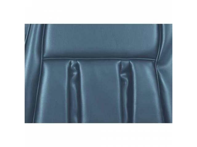 UPHOLSTERY SET Rear Seat XR-7 medium blue repro