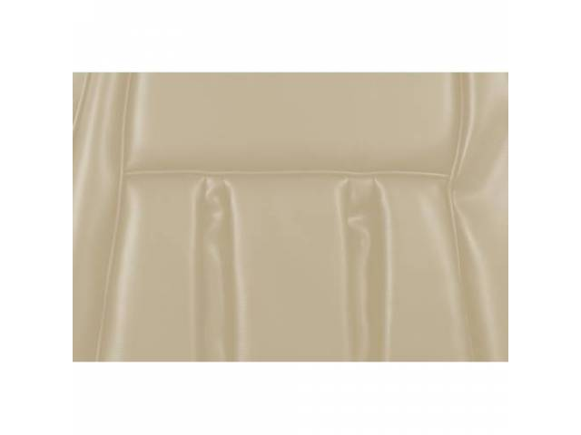 UPHOLSTERY SET Rear Seat XR-7 white repro rear
