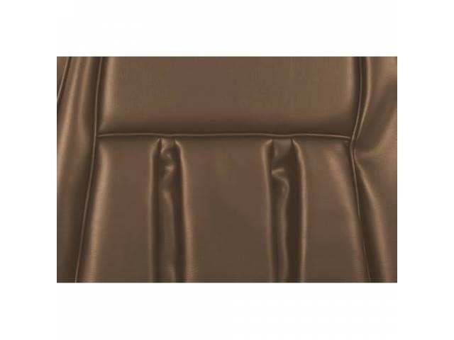 UPHOLSTERY SET Rear Seat XR-7 medium ginger repro